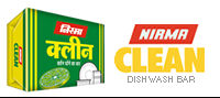 Nirma Clean Dish Wash Bar